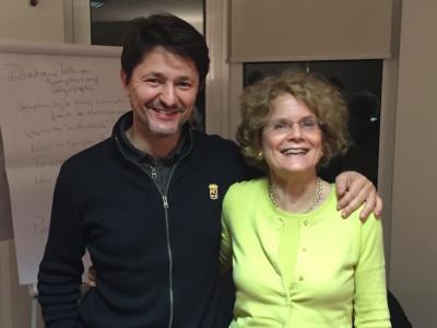 DR. Alexis Johnson i Tomislav Kuljiš