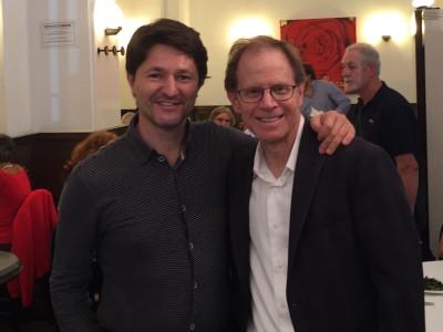 Dr. Daniel Siegel i Tomislav Kuljiš